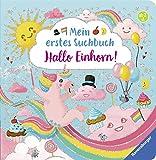 Mein erstes Suchbuch: Hallo, Einhorn!