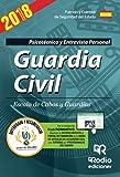 Guardia Civil. Escala de Cabos y Guardias. Psicotécnico. Quinta edición