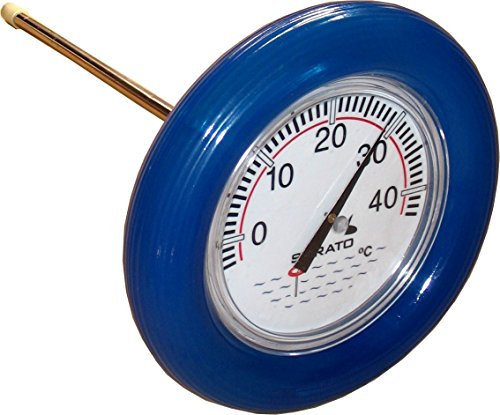 SPIRATO Pool Thermometer Rettungsring