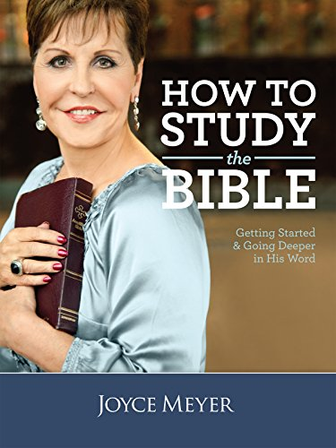 How To Study The Bible [OV] (Joyce Meyer-videos)