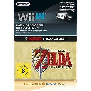 The Legend of Zelda: A Link to the Past [Wii U Download Code]