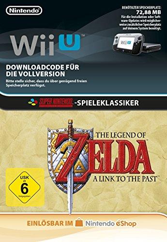 The Legend of Zelda: A Link to the Past [Wii U Download Code] (Wii Link U)