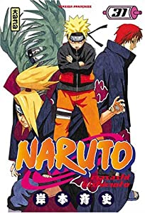 Naruto Edition simple Tome 31
