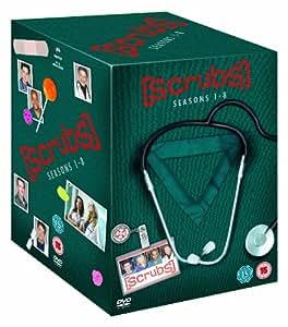 Scrubs Seasons 1-8 [DVD]