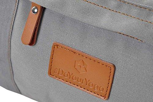 Yogabag Damayanti Grau Logo