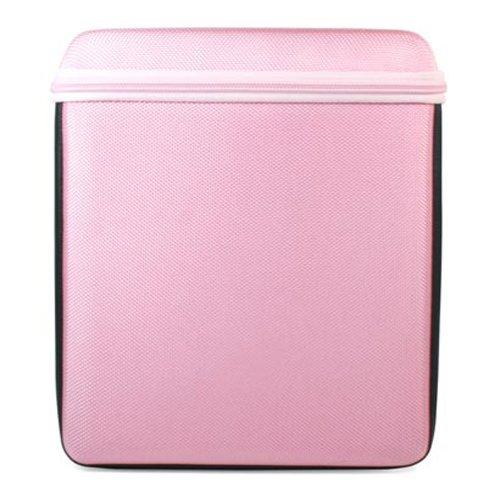 Kroo ICAP Schutzhülle für 22,9 cm (9 Zoll) Tablets/iPad/iPad 2 / Motorola Zoom iPad, Rosa