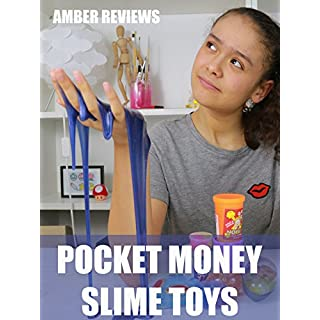 Amber Reviews Pocket Money Slime Toys