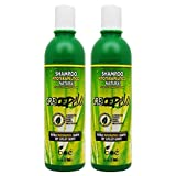 Boe Crece Pelo Shampoo Fitoterapeutico Natural (Natural Phitoterapeutic Shampoo) 13.2oz Pack of 2 by BOE