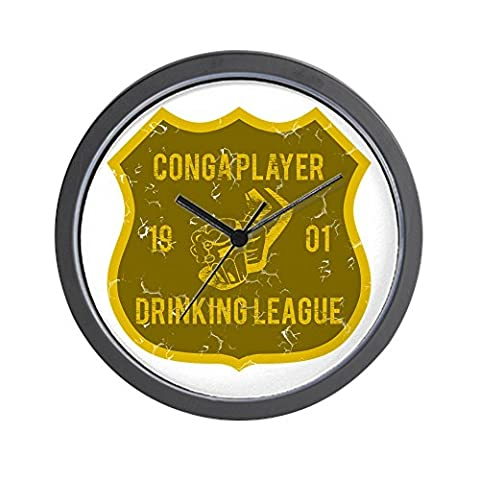CafePress - Conga Player Drinking League - Unique Decorative 10