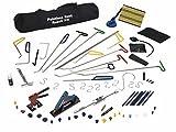 Ausbeulwerkzeug Komplettset Ausbeulwerkzeug ausbeulen PDR Klebetechnik 99107