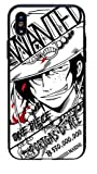 Coque iphone 6/6S Luffy Wanted Noir et Blanc série Manga Japon Japonais One Piece Dead Or Alive Coquefone