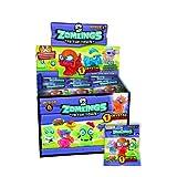 Zomlings Serie 4 - Zomlings bolsas ciegas - 50 paquetes sellados
