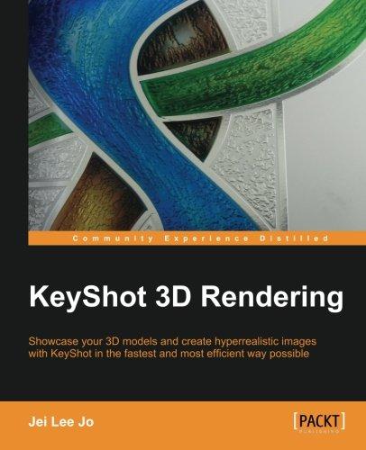 Keyshot 3D Rendering Cover Image