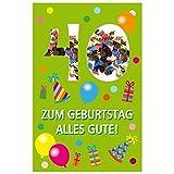 Susy Card 40010250 Geburtstagskarte, 40. Geburtstag