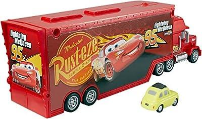 Disney - Cars 3 DXY87 - Mack Trasportatore by Mattel