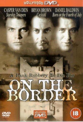 Bild von On The Border [DVD] by Casper Van Dien
