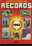 le livre guinness des records 1982