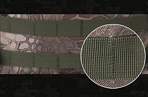 HCLHWYDHCLHWYD-Petto borsa zaino tracolla camuffamento fan dell'Esercito borsa a tracolla escursioni tracolla all'aperto , 13 5