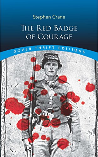 The Red Badge of Courage (Dover Thrift Editions) (America Young Stanley)