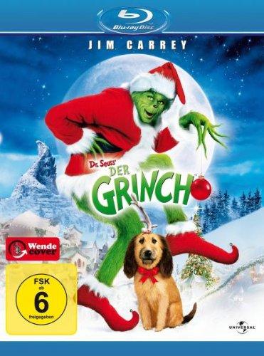 Bild von Der Grinch [Blu-ray]