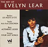 Art of Evelyn Lear - Spohr, Strauss, Berlioz, Berg