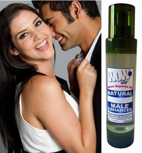 100% Vierge pure Butea Superba Huile - Augmenter la libido Testostérone éjaculation précoce Oil Cream