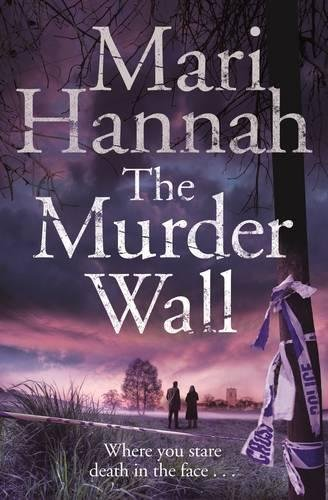 Image of The Murder Wall (Kate Daniels)