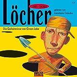 Löcher: Die Geheimnisse von Green Lake, gelesen von Konstantin Graudus, 3 CDs, 2 Std. 45 Min - Louis Sachar