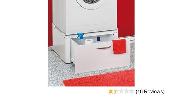 Amazon.de: waschmaschinen unterschrank untergestell mit schublade