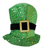 St Patrick día del trébol Impreso Gorro
