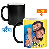 #6: exciting Lives Color Changing Magic Photo Mug Gift for Birthday, Anniversary with FREE Shipping