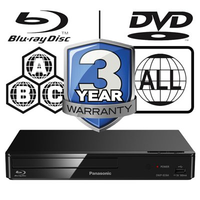 Panasonic Blu-ray Multi Region