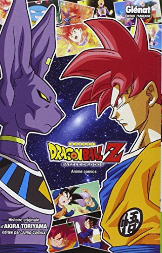 Dragon Ball Z - Battle of Gods par Akira Toriyama