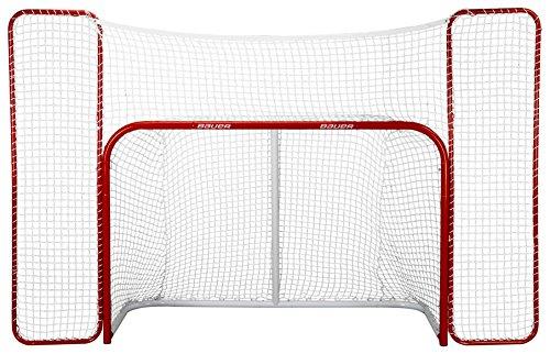 Streethockey Tor Bauer 180cm mit Fangnetz