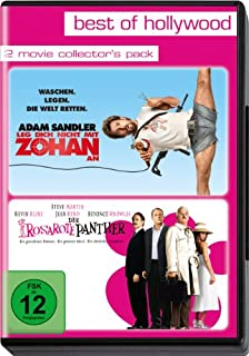 Best of Hollywood - 2 Movie Collector's Pack: Leg dich nicht mit Zohan an / Der rosarote Panther [2 DVDs]