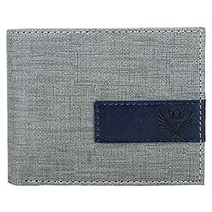 Lorenz Casual Grey Wallet for Men|Wallet for Boys WL-17