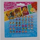 Joy Toy 63209Disney Princess Aufkleber Ohrringe auf Backer Karte