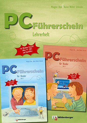 PC-Führerschein für Kinder: Lehrerheft
