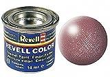 Revell Emaille-Farbe, 14 ml, kupfer-metallic