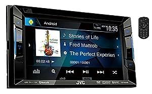 JVC KW-V220BTM MONITOR WITH DVD RECEIVER