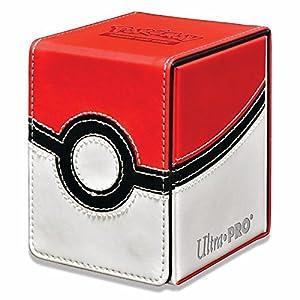 Ultra Pro 85313Poke Ball Alcove Flip Caja