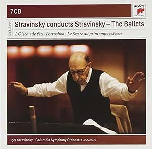 Stravinsky dirige Stravinsky :  Intégrale des Ballets