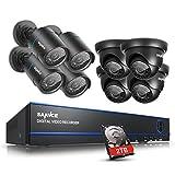 Best 16 Channel Dvrs - SANNCE 16-Channel 1080N DVR HomeGuard DIY CCTV Kit Review
