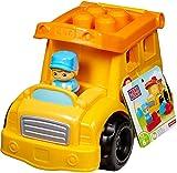 Mega Bloks Mattel DYT59 - Schulbus, gelb