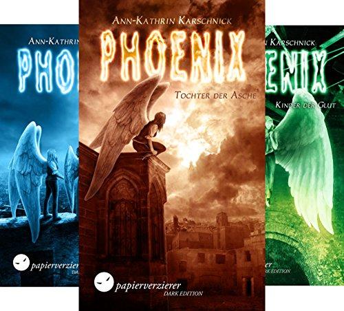 Phoenix Trilogie (Reihe in 3 Bänden)