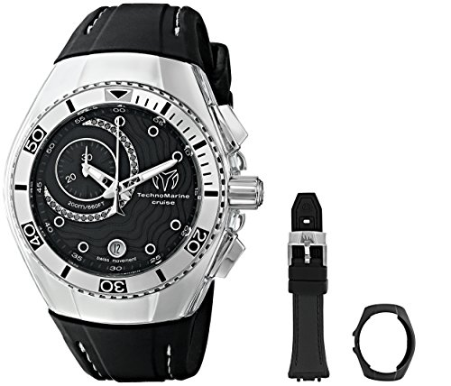 technomarine-unisex-quartz-watch-with-black-dial-chronograph-display-and-black-silicone-strap-114031