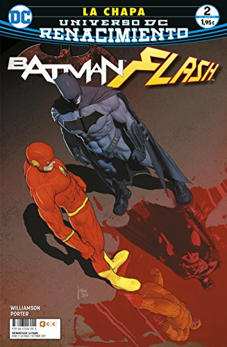 Batman/ Flash: La chapa O.C.: Batman/Flash: La chapa 2 por Tom King