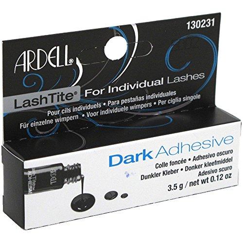 Scopri offerta per Ardell LashTite Adesivo Ciglia Finte Individuali Nero - 3.5 gr