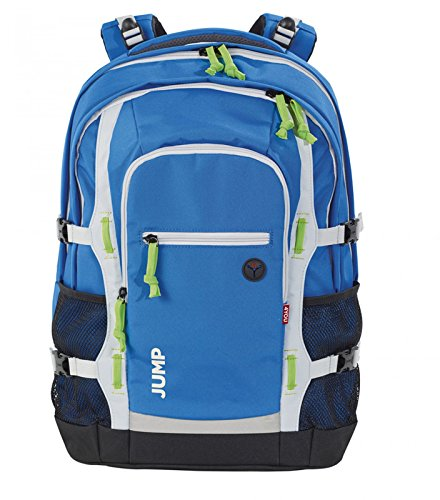 4YOU Basic Schulrucksack Jump 47 cm, Sporty