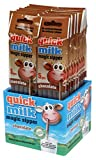 Funny Milk Trinkhalme - Schoko, 1er Pack (1 x 360 g)